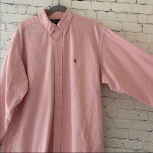Polo Ralph Lauren Oxford dress shirt   16.5 - 36